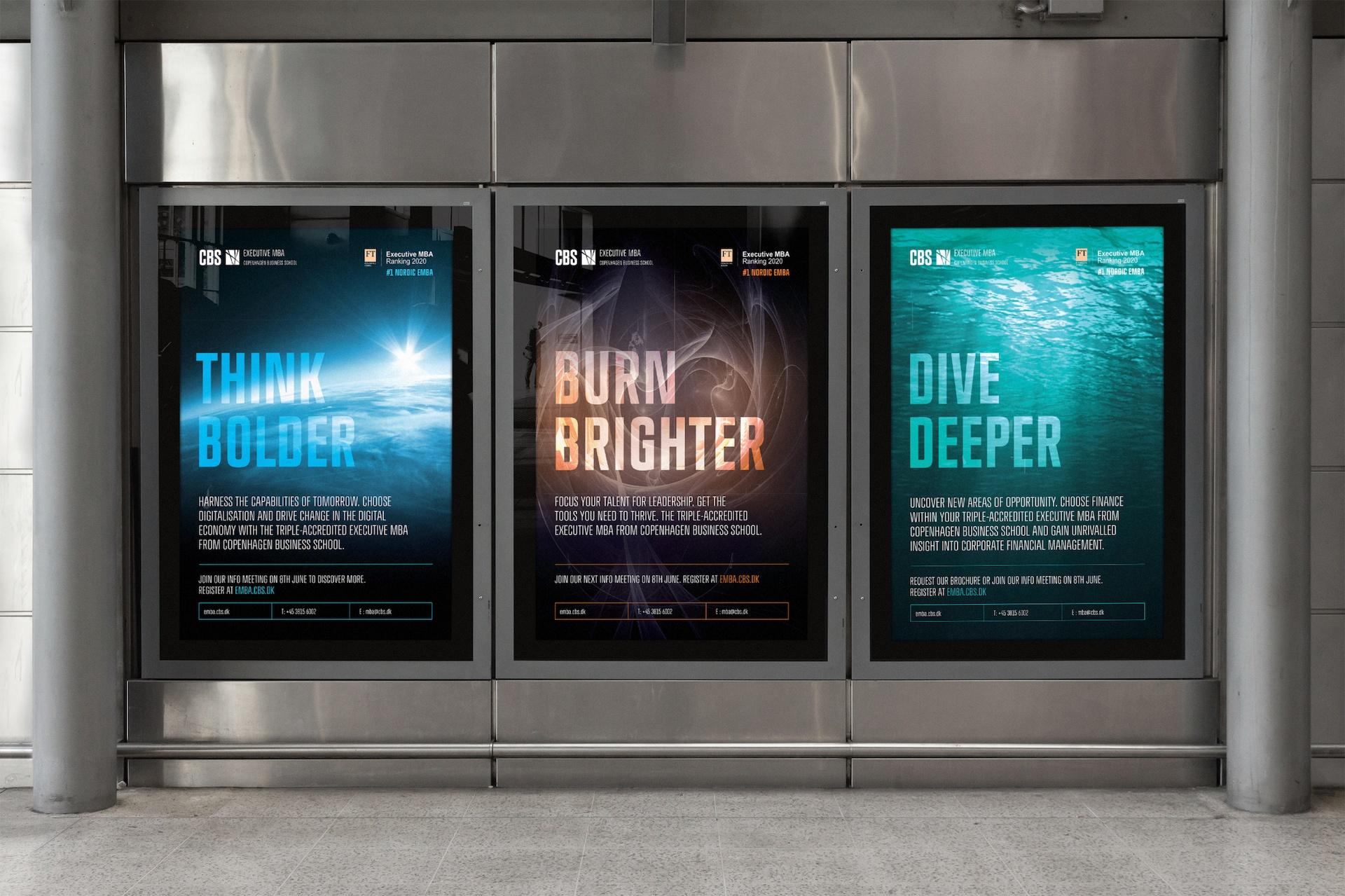 CBS Press Ads Billboard